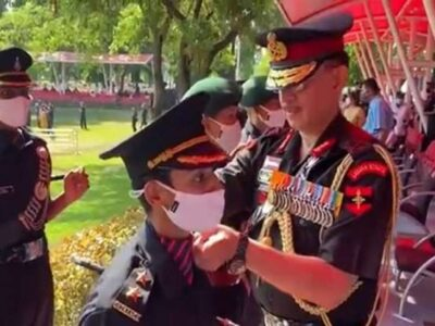 Pulwama Hero's Wife Joins Indian Army
