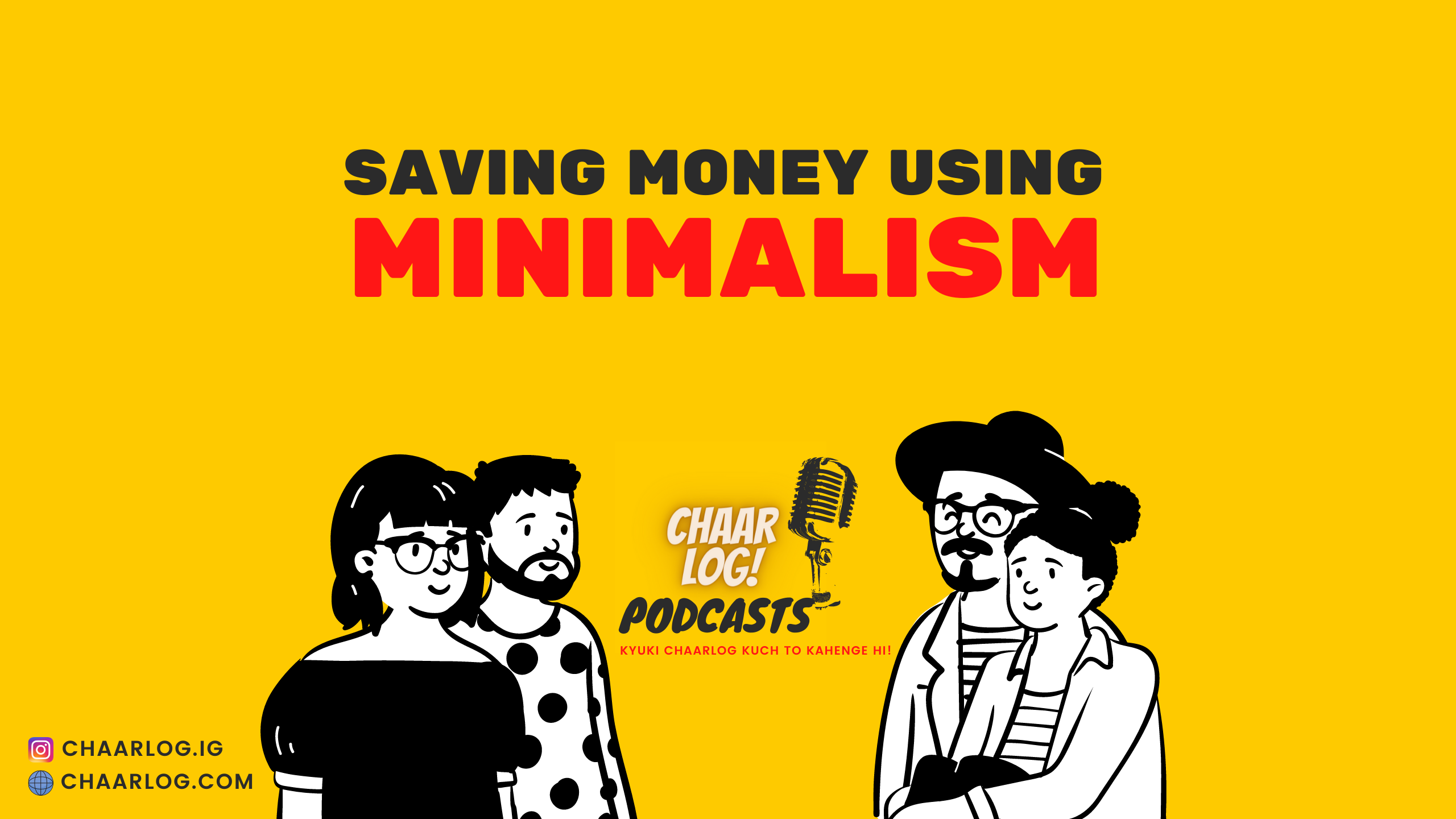 Read more about the article Saving Money Using Minimalism